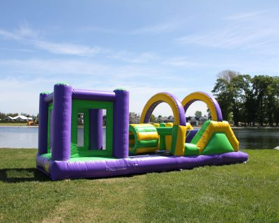 Bouncy Castle Hire Timaru