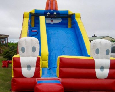 Cute Bunny Bouncy castles & jumping castle