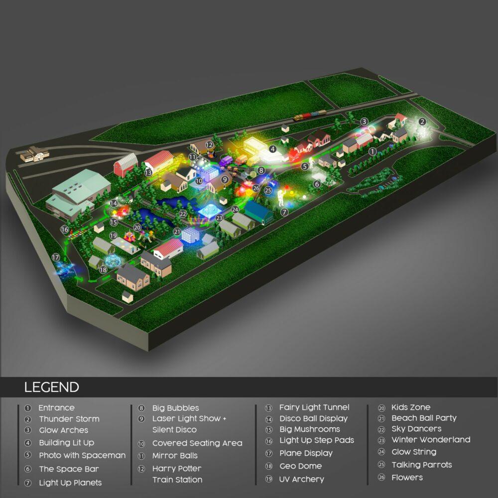 Light Show Map 2